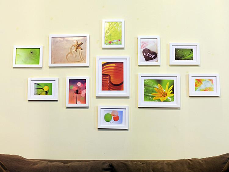 夏天主题墙边框设计分享展示